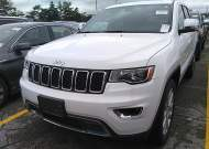 2017 JEEP GRAND CHEROKEE LIMITED #1531661070