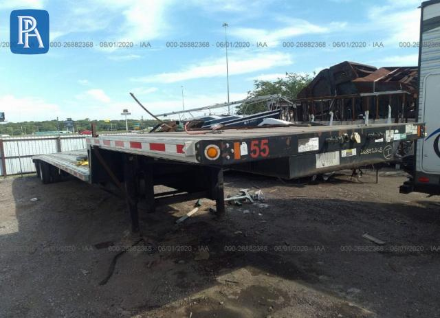2015 FONTAINE TRAILER CO FLATBED #1613910852