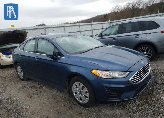 2019 FORD FUSION S #1644288255