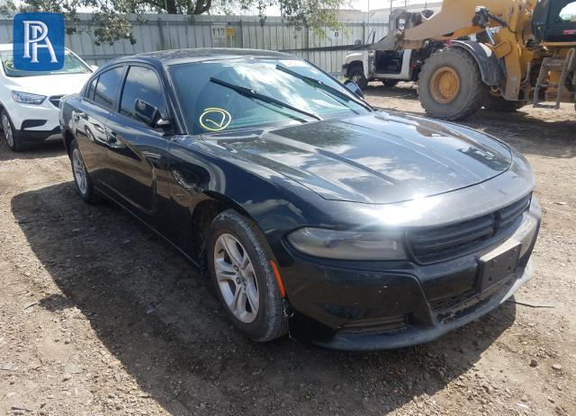 2018 DODGE CHARGER SX #1658797160