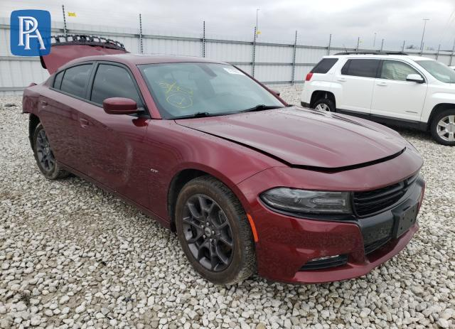 2018 DODGE CHARGER GT #1658882288