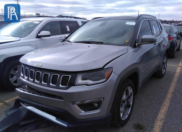 2020 JEEP COMPASS LIMITED #1660301700
