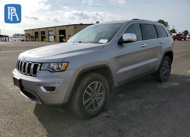 2019 JEEP GRAND CHEROKEE LIMITED #1660523510