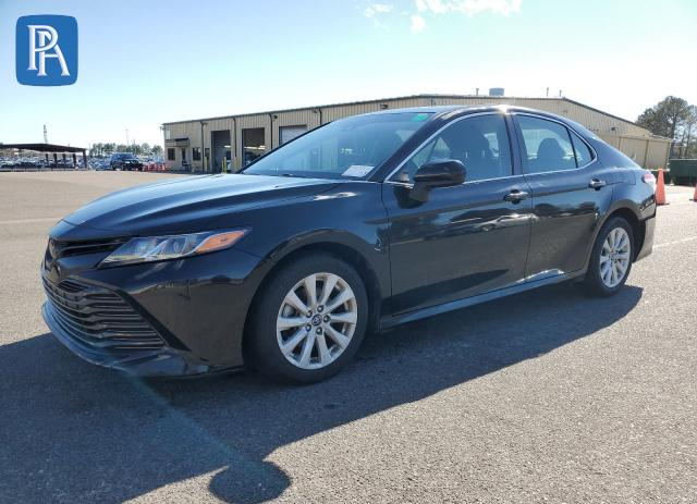 2018 TOYOTA CAMRY LE #1661258425