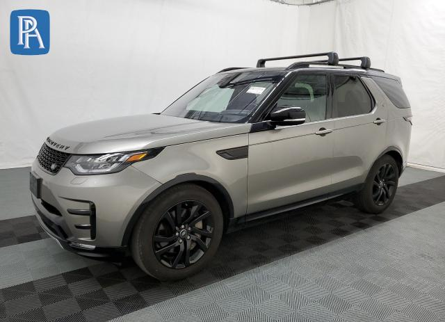 2018 LAND ROVER DISCOVERY HSE #1684077615