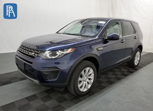 2017 LAND ROVER DISCOVERY SPORT SE #1684092365