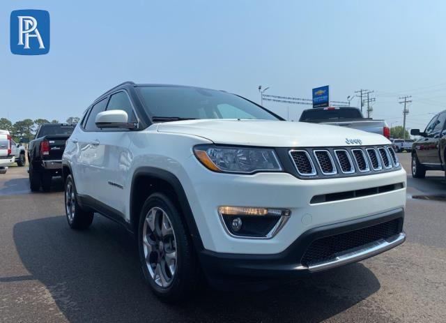 2019 JEEP COMPASS LIMITED #1694823788