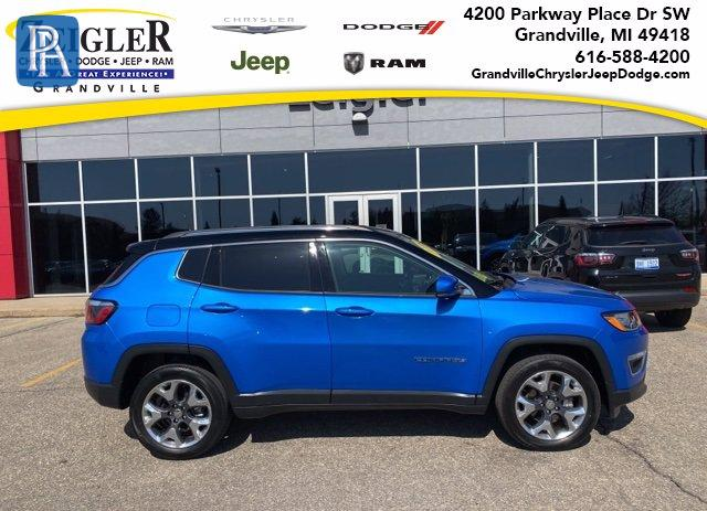 2018 JEEP COMPASS LIMITED #1694838038