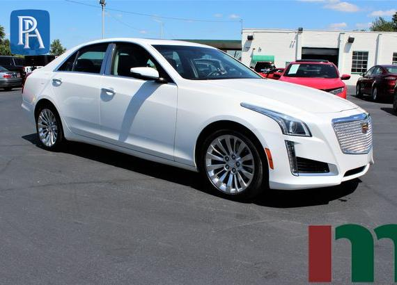 2016 CADILLAC CTS SEDAN LUXURY COLLECTION AWD #1695269542