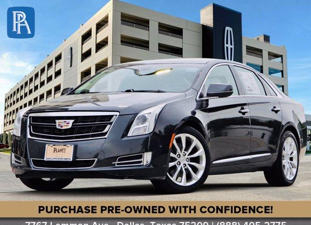2016 CADILLAC XTS LUXURY COLLECTION #1695269575