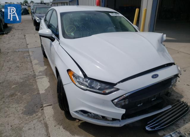 2017 FORD FUSION S #1706160098