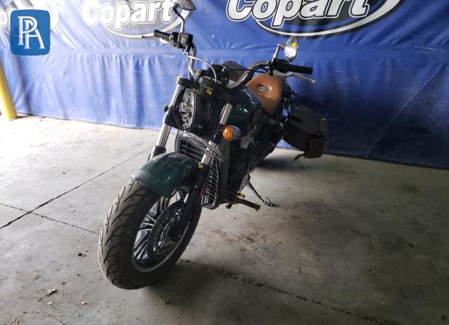 2020 INDIAN MOTORCYCLE CO. SCOUT ABS #1708950098