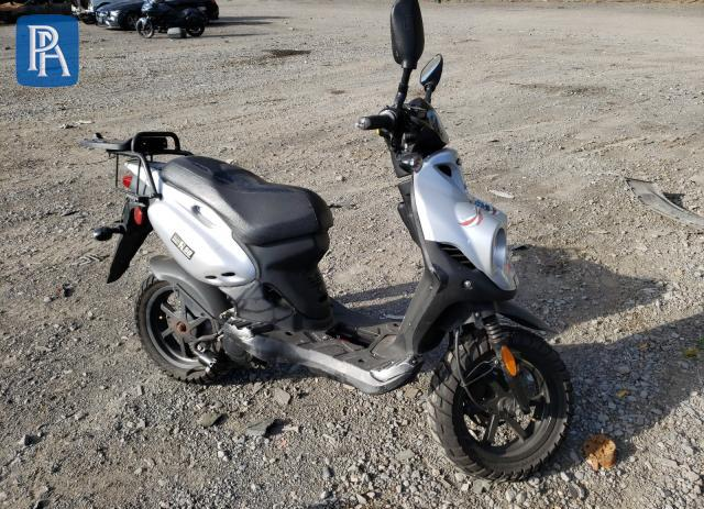 2019 GENUINE SCOOTER CO. ROUGHHOUSE #1713348748