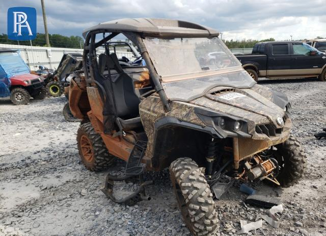 2019 CAN-AM COMMANDER #1774139112